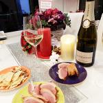 シャンパンと鴨2