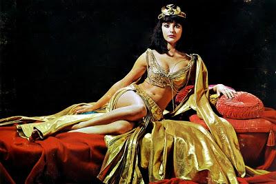 海外のクレオパトラ画像