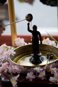 お釈迦様の花祭り