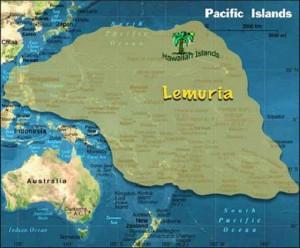レムリア大陸